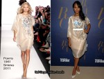 Conde Nast Traveler Readers' Choice Awards - Kerry Washington In Ports 1961