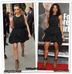 Who Wore Carven Better? Kim Kardashian or Ciara