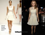 Kylie Minogue In Emanuel Ungaro & David Koma - amfAR Inspiration Gala