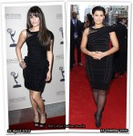 Who Wore Hervé Léger by Max Azria Better? Lea Michele or Nelly Furtado