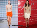 Leighton Meester In Giambattista Valli – 27th Annual Night Of Stars