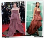 Who Wore Louis Vuitton Better? Milla Jovovich or Gong Li