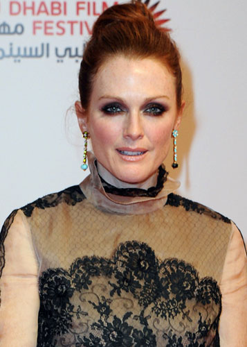 Julianne Moore Diet