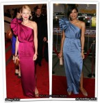 Who Wore Stella McCartney Better? Naomi Watts or Rosario Dawson