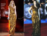 19th Golden Rooster and Hundred Flowers Film Festival - Shu Qi In Armani Privé