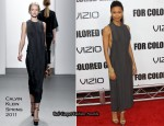 "Thandie Newton In Calvin Klein – ""For Colored Girls"" New York Premiere"