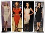 Who Wore Victoria Beckham Collection Better? Cameron Diaz, Iman, Rosario Dawson or Kim Kardashian