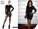In Kim Kardashian's Closet - Alice + Olivia Nika Fitted Zip Sequin Dress