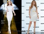 Jennifer Lopez In Gucci - Khol's Lifestyle Brand Launch
