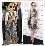 Who Wore Lanvin Better? Anna Wintour or Carey Mulligan