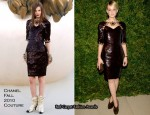 Carey Mulligan In Chanel Couture - 2010 CFDA / Vogue Fashion Fund Awards