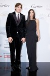 Demi Moore In Gianfranco Ferré - The Demi & Ashton Foundation and the Russian Assemblies Charity Gala