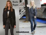 In Jennifer Aniston's Closet - Haute Hippie Chunky Cardigan