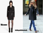 In Jennifer Aniston's Closet - Theory Ingrid Jacket