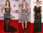 The Rest Of The Looks From The 2010 American Music Awards Red Carpet