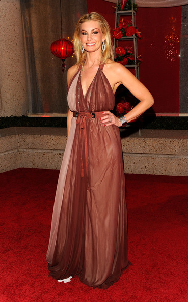 Faith Hill In J Mendel 2010 Bmi Country Music Awards