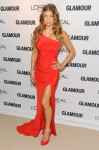 Fergie In Zac Posen - 2010 Glamour Women of the Year Awards
