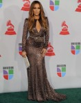Jennifer Lopez In Andrew Gn - 2010 Latin Grammy Awards