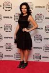 Kelly Brook In Azzedine Alaia - 2010 Cosmopolitan's Ultimate Women Of The Year Awards
