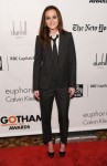 Leighton Meester In Thom Browne - 2010 Gotham Independent Film Awards