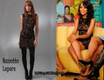 In Kerry Washington's Closet - Nanette Lepore Usual Suspect Lace Dress