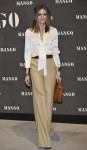 Olivia Palermo In Mango - Mango Present New Collection Spring/Summer 2011
