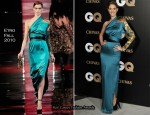 Stars In Etro @ The GQ Awards Madrid