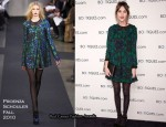 Alexa Chung In Proenza Schouler – Boutiques.com Launch Party by Google