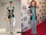 Nicola Roberts In Bodyamr - 2010 Cosmopolitan's Ultimate Women Of The Year Awards
