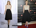 Carey Mulligan In Preen - 2010 BAFTA Los Angeles Britannia Awards