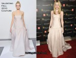 Dakota Fanning In Valentino Couture – 2010 BAFTA Los Angeles Britannia Awards