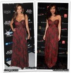Who Wore David Meister Better? Kelly Brook or Myleene Klass