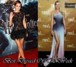 Best Dressed Of The Week - Emma Watson In Rafael Lopez & Gwyneth Paltrow In Atelier Versace