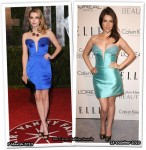 Who Wore Reem Acra Better? Emma Roberts or Anna Kendrick