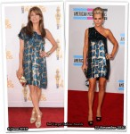 Who Wore Stella McCartney Better? Eva Mendes or Jenny McCarthy