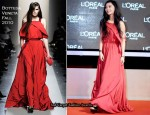 Fan Bing Bing In Bottega Veneta - L'Oreal Paris Promotion