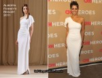 Halle Berry In Alberta Ferretti – CNN Heroes: An All Star Tribute