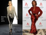 Iman In Rachel Roy - 2010 Ace Awards