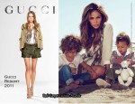 Gucci Children's Collection Ad Campaign