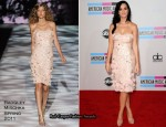 Katy Perry In Badgley Mischka - 2010 American Music Awards