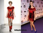 Katy Perry In Jeremy Scott - 2010 MTV EMAs