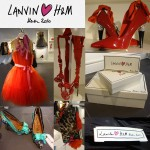 Lanvin For H&M Press Day