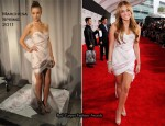 Miley Cyrus In Marchesa - 2010 American Music Awards