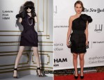 Natalie Portman In Lanvin For H&M - 2010 Gotham Independent Film Awards