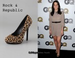 In Olivia Munn's Closet – Rock & Republic Celina Haircalf Platform Pumps