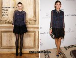 Olivia Palermo In Giambattista Valli - 2010 ACE Awards