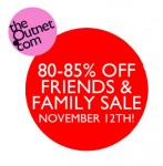 80-85% off The Friends & Family Sale @ theOutnet.com