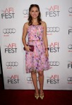 "Natalie Portman In Rodarte - AFI Fest 2010 ""Black Swan"" Closing Night Gala"