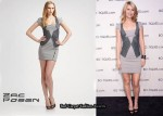 In Claire Danes' Closet - Zac Posen Vector Dress