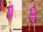 Renee Zellweger In Carolina Herrera – CNN Heroes: An All Star Tribute